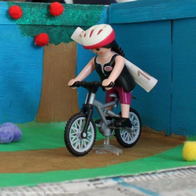 Geschenk für Radfahrer