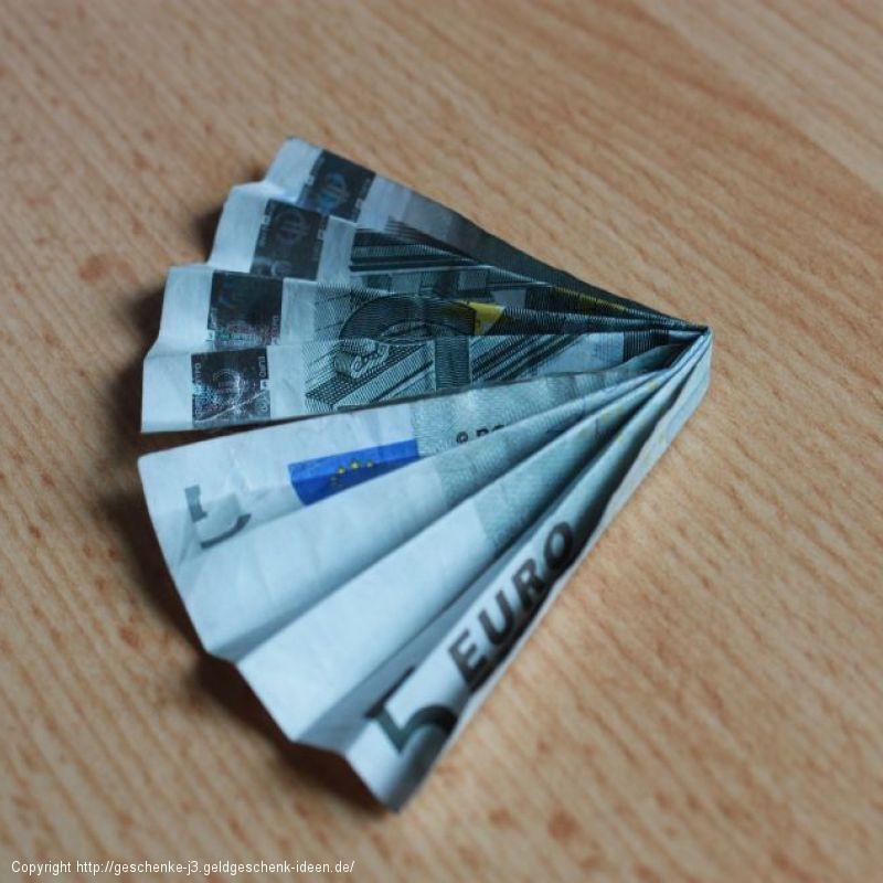 Geldfächer (Viertel-/Halbkreis)