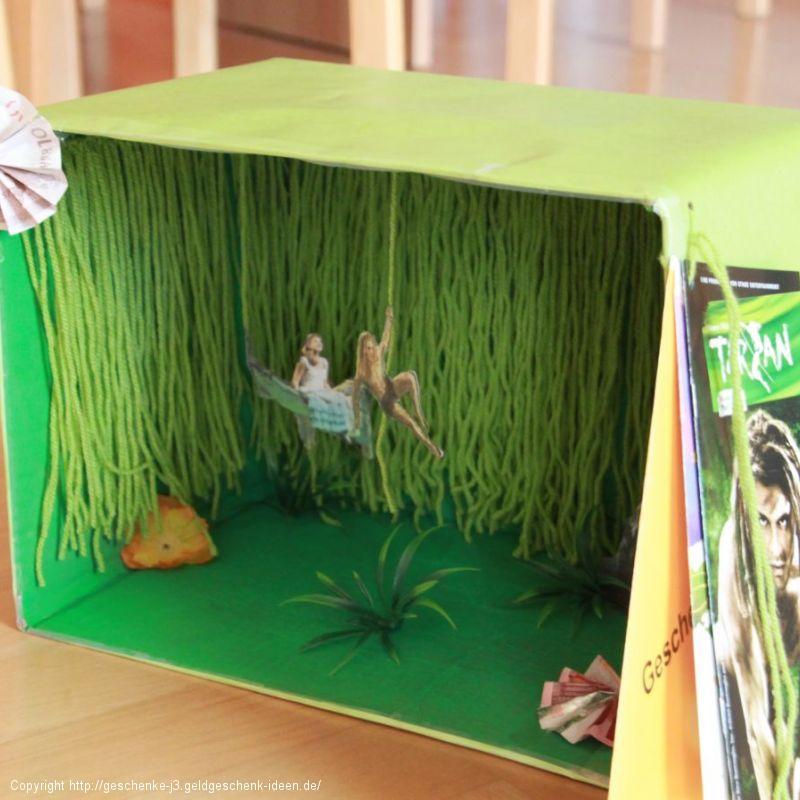 Gutschein für einen Tarzan Musicalbesuch
